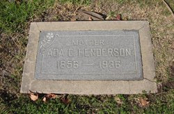 Ada C Henderson