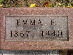 Emma Frances <i>Robinson</i> Phillips