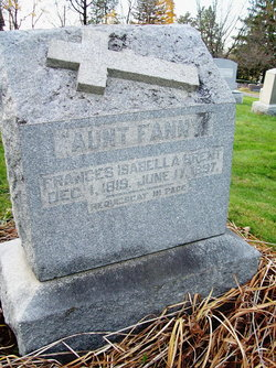 Francis Isabella Fanny Brent