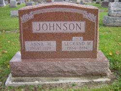 Anna M Johnson
