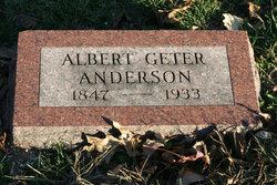 Albert Geter Anderson