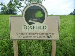 Foxfield Preserve Cemetery