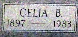 Celia <i>Bowman</i> Mobley