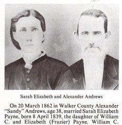 Alexander Sandy Andrews