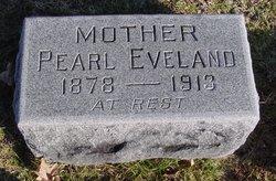 Pearl <i>Burger</i> Eveland