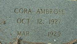Cora Ambrose