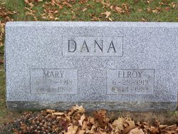 Elroy A Dana
