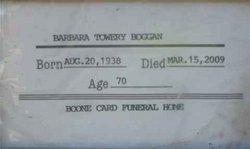 Barbara <i>Towery</i> Boggan