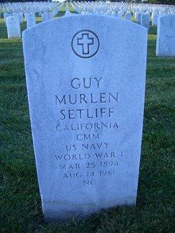 Guy Murlen Setliff