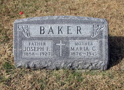 Joseph F Baker