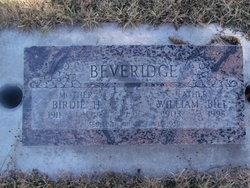 Birdie <i>Harrison</i> Beveridge