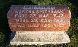 Martha Smithback