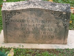 Roscoe Murdock Abernathy, Jr