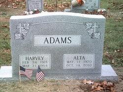 Harvey Adams