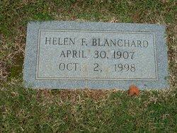 Helen Elizabeth <i>Fitch</i> Blanchard