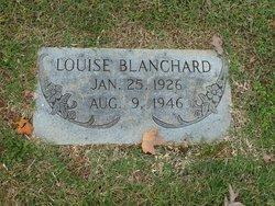 Byrd Louise Blanchard