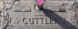 Millie Delliah <i>Howerton</i> Cuttler