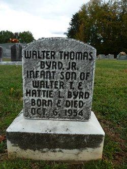 Walter Thomas Byrd, Jr