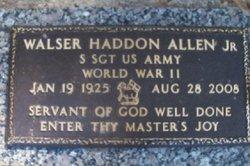 Walser Haddon Allen, Jr