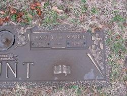 Jeanetta Marie Hunt