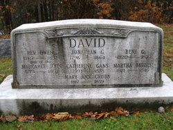 Rev Owen David