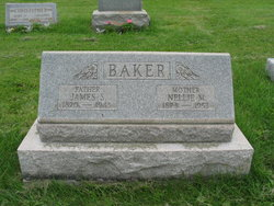 Nellie Mae <i>Frazee</i> Baker