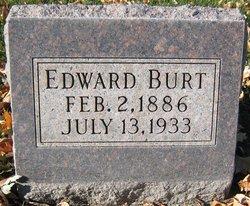 Edward W Burt