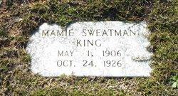 Mamie S King