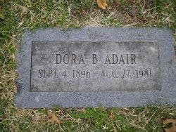 Dora B. Adair
