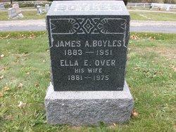 Ella (Ellie) Eliza <i>Over</i> Boyles