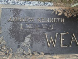 Andrew Kenneth Weatherly