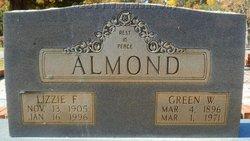 Lizzie <i>Faulkenbury</i> Almond