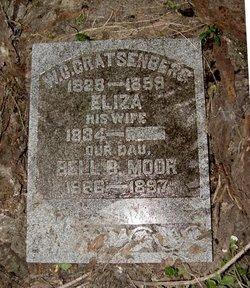 Eliza <i>Conkey</i> Cratsenberg