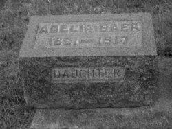 Adelia <i>Feagan</i> Baer