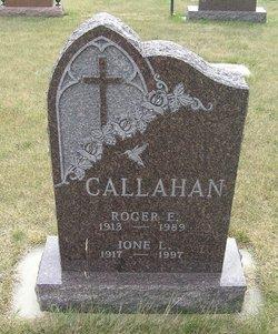 Ione Lorraine <i>Lagergren</i> Callahan