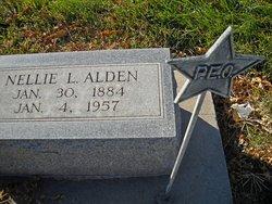 Nellie <i>Ludden</i> Alden