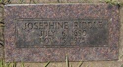 Josephine Josie <i>Kotan</i> Riddle