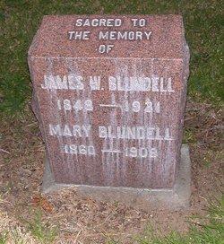 James W Blundell