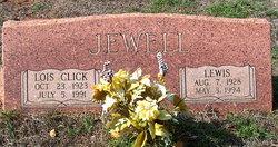 Lois <i>Click</i> Jewell