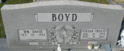 Vivian Billie <i>Mercer</i> Boyd