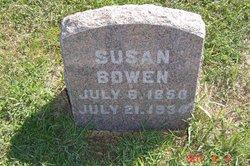 Susan <i>Garrett</i> Bowen