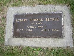 Robert Edward Betker