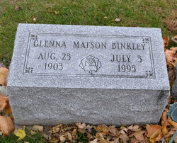 Glenna L <i>Winters</i> Binkley