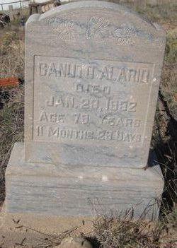 Canuto Alarid
