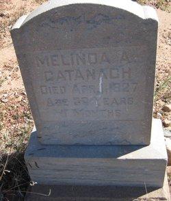 Melinda A Catanach