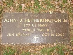 John J Hetherington, Jr