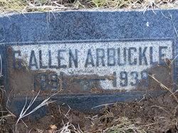 George Allen Arbuckle