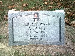 Jeremy Ward Adams