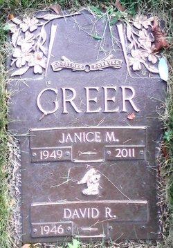 Janice Mary <i>Ruffing</i> Greer