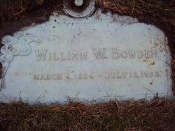 William Williams Will Bowden